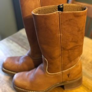 Frye Campus Boots, like new
